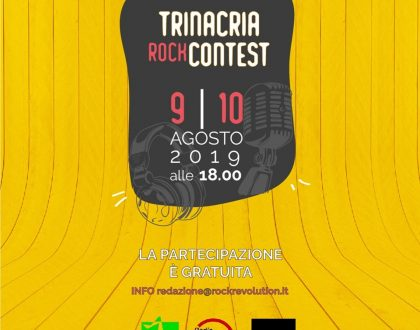 Trinacria Rock Contest 2019